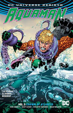 Image: Aquaman Vol. 03: Crown of Atlantis  (Rebirth) SC - DC Comics