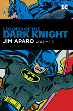 Image: Legends of the Dark Knight: Jim Aparo Vol. 03 HC  - DC Comics