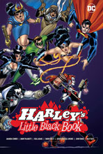 Image: Harley's Little Black Book HC  - DC Comics