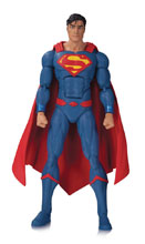 Image: DC Icons Action Figure 28: Superman  (Rebirth Renaissance) - DC Comics