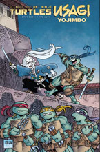Image: Teenage Mutant Ninja Turtles / Usagi Yojimbo HC  - IDW Publishing