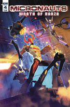 Image: Micronauts: Wrath of Karza #4 (cover A - Ronald)  [2017] - IDW Publishing
