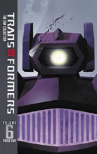 Image: Transformers: IDW Collection Phase Two Vol. 06 HC  - IDW Publishing