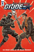 Image: G.I. Joe [2017] #8 (cover A - Conley)  [2017] - IDW Publishing