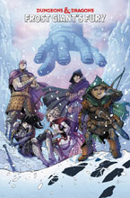Image: Dungeons & Dragons: Frost Giant's Fury SC  - IDW Publishing