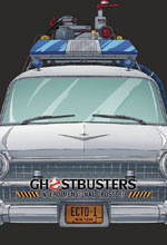 Image: Ghostbusters: Interdimensional Cross-Rip HC  - IDW Publishing