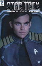 Image: Star Trek: Boldly Go #10 (photo incentive cover - 01031) (10-copy) - IDW Publishing
