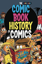 Image: Comic Book History of Comics: Birth of a Medium SC  - IDW Publishing
