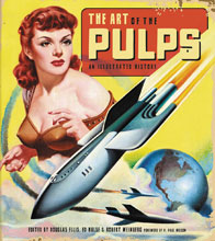 Image: Art of the Pulps: An Illustrated History HC  - IDW Publishing