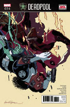 Image: Deadpool #34 - Marvel Comics