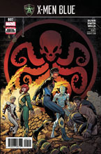 Image: X-Men: Blue #7 - Marvel Comics