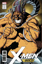Image: X-Men Gold #7 (variant X-Men Card cover - Jim Lee) - Marvel Comics