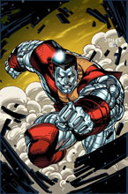 Image: Invincible Iron Man #9 (variant X-Men Card cover - Jim Lee) - Marvel Comics