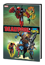 Image: Deadpool and X-Force Omnibus HC  - Marvel Comics