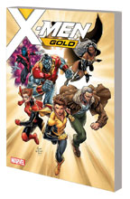 Image: X-Men Gold Vol. 01: Back to Basics SC  - Marvel Comics