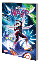 Image: Unstoppable Wasp Vol. 01: Unstoppable! SC  - Marvel Comics