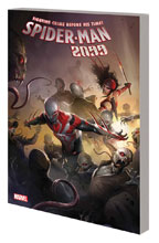 Image: Spider-Man 2099 Vol. 06: Apocalypse Soon SC  - Marvel Comics