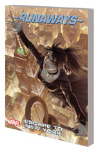 Image: Runaways Vol. 05: Escape to New York SC  - Marvel Comics