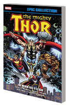 Image: Thor Epic Collection: In Mortal Flesh SC  - Marvel Comics