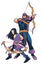 Image: Generations: Hawkeye & Hawkeye by Torque Poster  - Marvel Comics