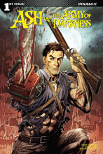 Image: Ash vs. the Army of Darkness #1 (cover A - Kirkham)  [2017] - Dynamite