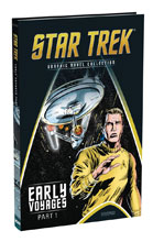 Image: Star Trek: Early Voyages Part 01 HC  - Eaglemoss Publications Ltd