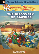 Image: My First: Geronimo Stilton 1 SC  - Papercutz