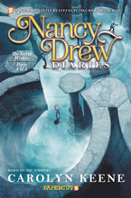 Image: Nancy Drew Diaries Vol. 09: The Secret Within Parts 1 & 2 SC   - Papercutz