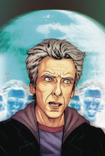 Image: Doctor Who: The 12th Doctor Year Three #6 (cover A - Shedd) - Titan Comics