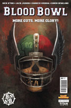Image: Blood Bowl: More Guts, More Glory! #3 (cover A - Magill)  [2017] - Titan Comics