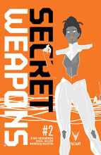 Image: Secret Weapons #2 (cover A - Allen)  [2017] - Valiant Entertainment LLC