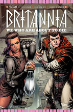 Image: Britannia: We Who Are About to Die #4 (Gorham incentive cover - 80441) (20-copy) - Valiant Entertainment LLC
