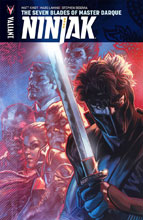Image: Ninjak Vol. 06: The Seven Blades of Master Darque SC  - Valiant Entertainment LLC