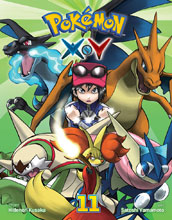 Image: Pokemon X-Y Vol. 11 SC  - Viz Media LLC