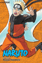 Image: Naruto 3-in-1 Vol. 19 SC  - Viz Media LLC