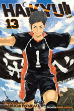 Image: Haikyu!! Vol. 13 GN  - Viz Media LLC