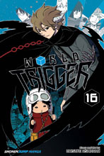 Image: World Trigger Vol. 16 SC  - Viz Media LLC