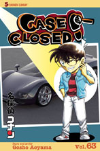 Image: Case Closed Vol. 63 SC  - Viz Media LLC
