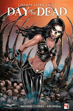 Image: Grimm Fairy Tales: Day of the Dead SC  - Zenescope Entertainment Inc