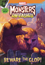 Image: Monsters Unleashed: Beware the Glop SC  - Disney Lucasfilm Press