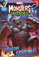 Image: Monsters Unleashed: The Gruesome Gorgilla! SC  - Disney Lucasfilm Press