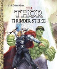 Image: Thor Little Golden Book: Thunder Strike  - Random House Books For Young R