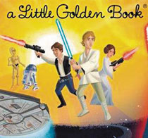Image: Star Wars Little Golden Book: I Am a Hero  - Random House Books For Young R