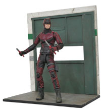 Image: Marvel Select Action Figure: Daredevil  (Netflix) - Diamond Select Toys LLC