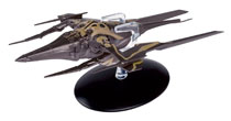 Image: Star Trek Official Starships Collection Special: Altamid Swarm Ship  - Eaglemoss Publications Ltd