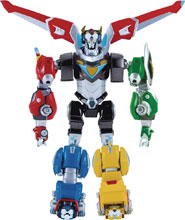Image: Voltron: Legendary Defender Die-Cast Action Figure Assortment  - Playmates