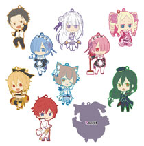 Image: Re Zero Starting Life in Another World 12-Piece Trading Figure Display  - Chara-Ani