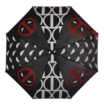 Image: Marvel Umbrella: Deadpool Panel  - Bioworld Merchandising
