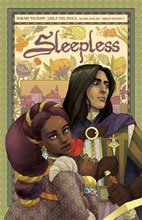 Image: Sleepless Vol. 01 SC  - Image Comics
