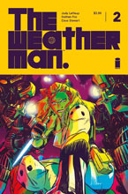 Image: Weatherman #2 (cover A - Fox) - Image Comics